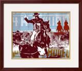 Americana 2 Framed Giclee Print by JB Hall