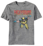 Youth: Wolverine - From Above Shirts