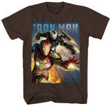 Iron Man 3 - Blast Team T-shirts