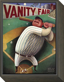Vanity Fair Cover - September 1933 Framed Print Mount by Miguel Covarrubias