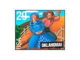 Oklahoma Prints by  USPS