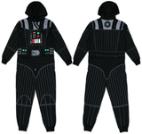 Star Wars - Darth Vader Onesie Jumpsuit T-Shirt