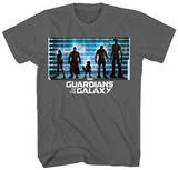 Guardians of the Galaxy - The Line Up T-Shirt