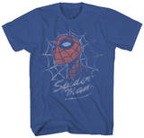 Spiderman - Spider Looking Shirts