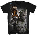 Guardians of the Galaxy - Fully Loaded Shirts