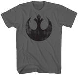 Star Wars - Old Rebel T-paita