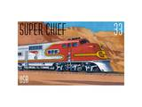 Super Chief Poster by  USPS