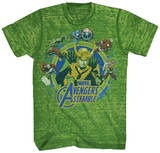 Marvel Avengers Assemble - Low Key T-shirts