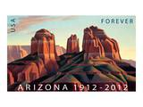 Arizona Poster by  USPS
