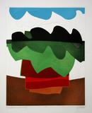 Bertrand Dorny - Untitled - 357 Sběratelské reprodukce