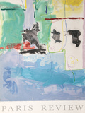 Paris Review (Westwind) Collectable Print by Helen Frankenthaler