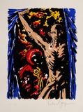 At the Door of the Primal Room Limitierte Auflage von Clive Barker