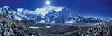 Everest View Giclee-tryk i høj kvalitet af John Xiong