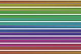 Color Lines II Premium Giclee Print by Gerhard Rossmeissl