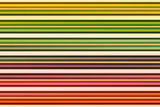 Color Lines I Premium Giclee Print by Gerhard Rossmeissl