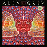 Alex Grey - Calendrier 2015 Calendriers