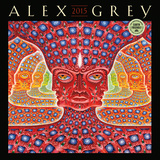 Alex Grey - 2015 Calendar Calendars