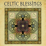 Celtic Blessings - 2015 Mini Calendar Calendars