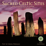Sacred Celtic Sites - 2015 Calendar Calendars