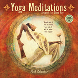 Yoga Meditations - 2015 Calendar Calendars