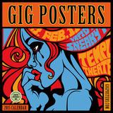 Gig Posters - 2015 Calendar Calendars