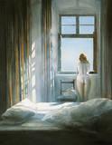 Atlantisches Zimmer Giclée-Premiumdruck von Henning Von Gierke