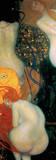 Goldfische Lámina giclée premium por Gustav Klimt