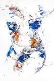 EnerQi III Premium Giclee Print by Franz Ruzicka