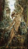 Narziss Wydruk giclee premium autor Gustave Moreau