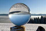 Wintertraum Premium Giclee Print by Gerhard Rossmeissl