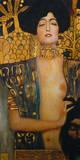 Judith I Reproduction procédé giclée Premium par Gustav Klimt