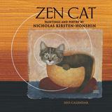 Zen Cat - 2015 Mini Calendar Calendars
