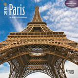 Paris - 2015 Mini Calendar Calendars