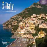 Italy - 2015 Mini Calendar Calendars