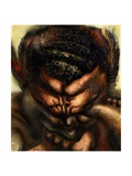 Concentration (Head of a Boy) 1939 Giclee Print by David Alfaro Siqueiros