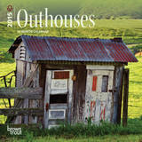 Outhouses - 2015 Mini Calendar Calendars