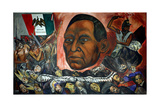The Reform and the Fall of the Empire, 1948 Giclee Print by Jose Clemente Orozco
