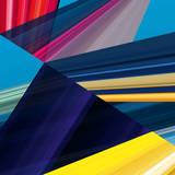 Lichtlinien 399 Premium Giclee Print by Ortwin Klipp