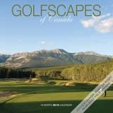 GolfScapes of Canada - 2015 Calendar Calendars