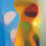 Evolution XIII Premium Giclee Print by Ortwin Klipp