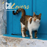 Cat Lovers - 2015 Mini Calendar Calendars