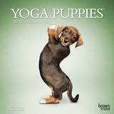 Yoga Puppies - 2015 Mini Calendar Calendars