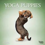 Yoga Puppies - 2015 Mini Calendar Calendars