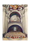 The Devil in Church, 1947 Giclee Print by David Alfaro Siqueiros
