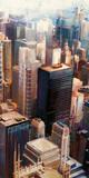 Chicago II Premium Giclee Print by Wulf Reinshagen
