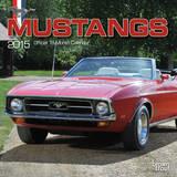 Mustangs - 2015 Mini Calendar Calendars