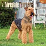 Airedale Terriers - 2015 Calendar Calendars