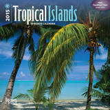 Tropical Islands - 2015 Mini Calendar Calendars