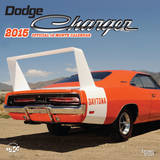 Dodge Charger - 2015 Calendar Calendriers