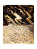 The Progress of Humanity; La Marcha De La Humanidad, 1959 Giclee Print by David Alfaro Siqueiros
